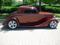1936 Chevy Coupe for Sale | 1934 chevy 3-window coupe