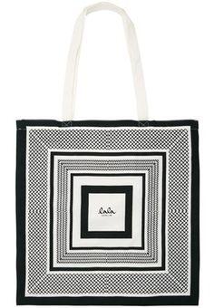 Lala-Berlin - Lala Berlin Cotton Bag Kufiya - Lilly is Love Lala Berlin, Nachhaltiges Design, Basic White Girl, Bags 2018, Christian Dior Vintage, Zadig, Luxury Shop, Cotton Bag, Backpack Bags