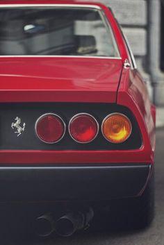 Ferrari oldschool