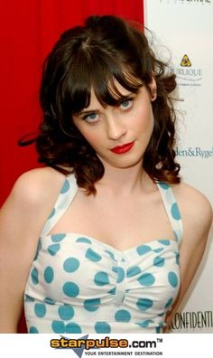 Zooey Deschanel Pictures & Photos - Second 'What A Pair' Concert to Benefit The Revlon-UCLA Breast Center - Red Carpet