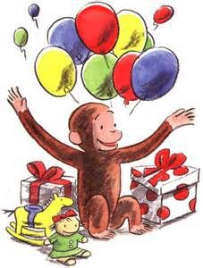 Classic Curious George birthday - Bing Images