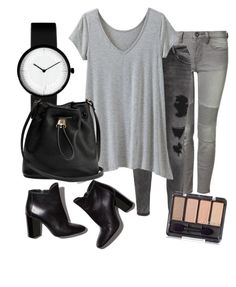 """""""Casual"""" by wiepie on Polyvore featuring Dex, Zizzi, TravelSmith and Pierre Hardy"""