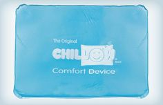 cool pillows for sleeping   Chillow Cooling Pillow   First World Living