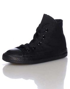 #FashionVault #converse #Boys #Footwear - Check this : CONVERSE BOYS Black Footwear / Casual 8 for $9.95 USD