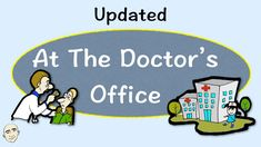 At The Doctor's Office | Visiting the Doctor | English Speaking Practice