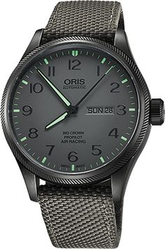 01 735 7698 4783 FS  NEW ORIS AIR RACING EDITION IV LIMITED EDITION MENS AUTOMATIC WATCH  IN STOCK - View Our Valentine's Day Sale  - FREE Overnight Shipping | Lowest Price Guaranteed    - No Sales Tax (Outside California) - With Manufacturer Serial Numbers - Limited Edition, Numbered XXXX of 1000 - Grey Dial - Day and Date with Quick Set Feature - 38 Hour Power Reserve - Self Winding Automatic Movement - Oris Caliber 735 - Vibrations Per Hour: 28,800 - Jewels: 26 - Lifetime Warranty…