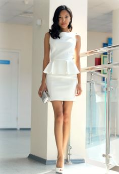 The peplum can be so gorgeous and flattering when done correctly.  Need some help?  www.facebook.com/imagebydelrae