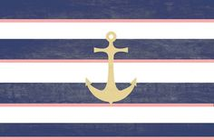 Painting for my {future} nautical themed bathroom huuummmmmm............ Maybe could paint stripes like that with blue and coral.