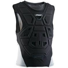 Thor MX Gear 2015 Deflector Comp Motocross Under Jersey Roost Guard Body Armour | eBay