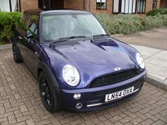BEP Mini Cooper after detail