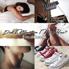 Did I Mention I Miss You? (DIMILY #3) by Estelle Maskame I Love You Images, I Love You Quotes, Love Yourself Quotes, I Need You, I Miss You, Dark Love, My Love, Saga, Book Aesthetic
