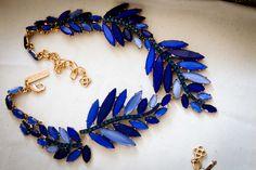 ... I'm feeling blue http://www.ninagarcia.com