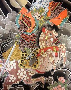 kenshini_fukui_horitsubaki_tattoo.jpg (473×595)