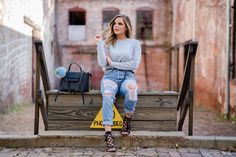 Fall fashion inspiration #CaseyHolmes