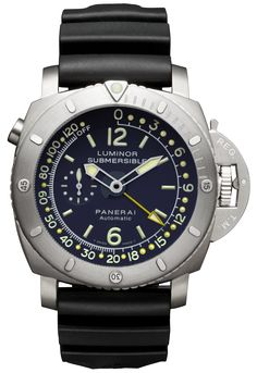 Luminor 1950 Pangaea Depth Gauge - 47mm PAM00307 - Collection Luminor 1950 - Officine Panerai Watches