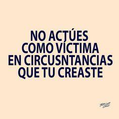 El Culpable!!! Eres Tuuuu!