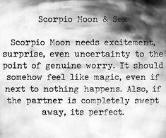 :: {moon in Scorpio🌙} Swept Away, Scorpio Moon, No Worries, Zodiac, Shit Happens, Feelings, Horoscope