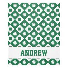 Green Baseball & Diamonds Argyle Pattern Fleece Blanket #pets #drink #gardening baseball girlfriend, baseball nursery, baseball crafts, back to school, aesthetic wallpaper, y2k fashion