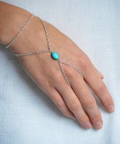 Another great find on #zulily! Howlite & Silvertone Blake Hand Bracelet by FPCO Limited #zulilyfinds