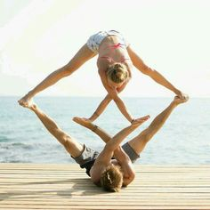 Yoga is a sort of exercise. Yoga assists one with controlling various aspects of the body and mind. Yoga helps you to take control of your Central Nervous System Couples Yoga Poses, Acro Yoga Poses, Partner Yoga Poses, Yoga Poses For Two, Yoga Poses For Beginners, 2 Person Yoga Poses, Couple Yoga, Ashtanga Yoga, Kundalini Yoga