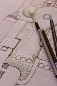 Plan schita gradina peisagistica Landscape Design, Modern, Projects, Log Projects, Trendy Tree, Blue Prints, Landscape Designs