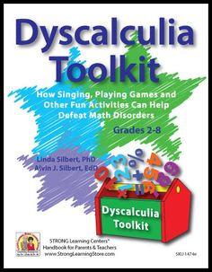 Get Your Dyscalculia Toolkit Today Extensive research has shown that children learn best when they are engaged and having fun. That's why every activity in this guide is designed for children to have fun while learning to do math. This is especially important for the child who has dyscalculia! The conundrum is that children with …