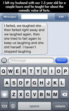 this is my life…farts are ALWAYS funny!
