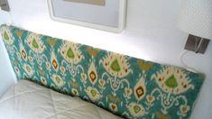 Make an Upholstered Headboard