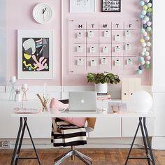 Gençler için Home Ofis Dekorasyonu Fikirleri | | Dekor Yaşam
