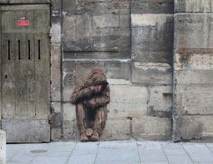 Homeless Street Art by Michael Aaron Williams