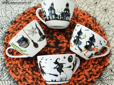 Welcome to the annual meeting of The Black Hat Society, all good witches are welcome! My cauldron has been bubbling with fun in anticipation and as part of a Halloween Tablescape Blog Hop this week…