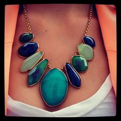 Swooning over the Serenity Necklace by Stella & Dot.