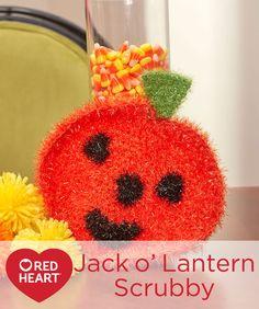 Jack o' Lantern Scru