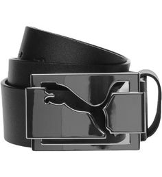Puma Belt! If only it came in white.