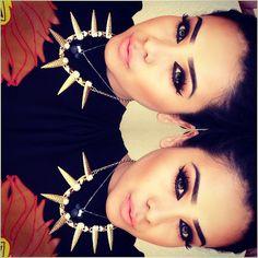 Love her make up