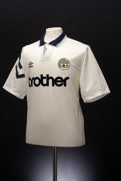 Manchester City Football Shirt (3rd, 1991-1993)
