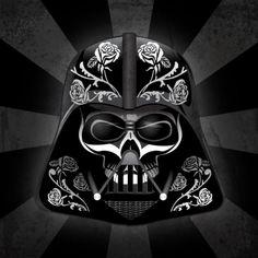 Star Wars Día de los Muertos