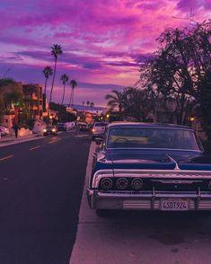 New Car Wallpaper, Wallpaper Images Hd, Sunset Wallpaper, Mercedes Wallpaper, Aesthetic Backgrounds, Aesthetic Wallpapers, Los Angeles Wallpaper, Purple Sunset, California Sunset
