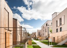 51 logements en accession | Fabienne Gérin-Jean Architectes