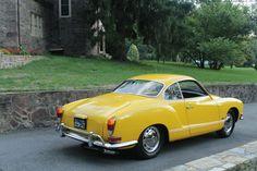1970 VW Karmann Ghia