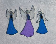 Tiffany Angels for hanging in the window