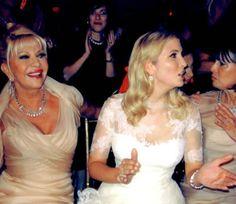 Ivanka Trump alle nozze - Foto da etonline.com