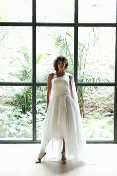 Vestidos de novia de Verónica Miranda – Tendencias de Bodas Magazine