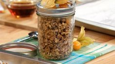 Granola 3 Ways: Joy McCarthy's home-made granola not only tastes great but it's better for you than store bought granola.