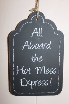 Adorable Mini chalkboard tags. 3.5'x5-5/8' - $4.50 each. Various sayings! See the FB store for more info!