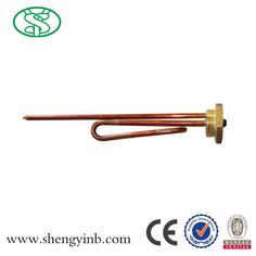 copper heating element for water heater
