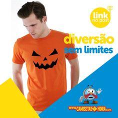 Camiseta Abobora Halloween : Bora comemorar Halloween com a Camisetas da Hora. Acesse nosso site =>>   http://www.camisetasdahora.com/p-24-255-4269/Camiseta---Abobora-Halloween | camisetasdahora