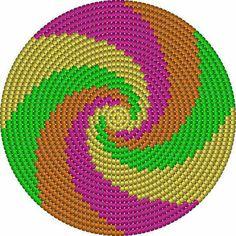 Wayuu Mochilla Bag Chart 25