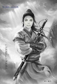 Michael Jackson Lee