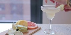 It's About Time You Learned How To Make A Margarita